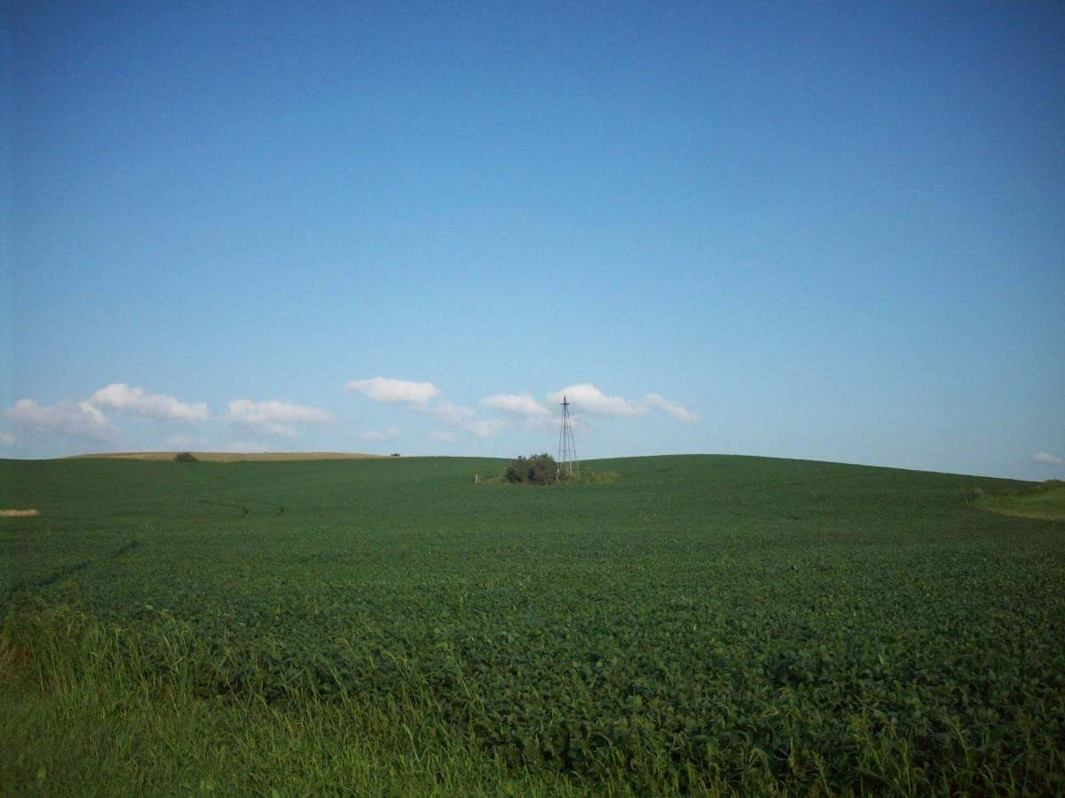 110.84 acres Ponca, Dixon County, NE SOLD