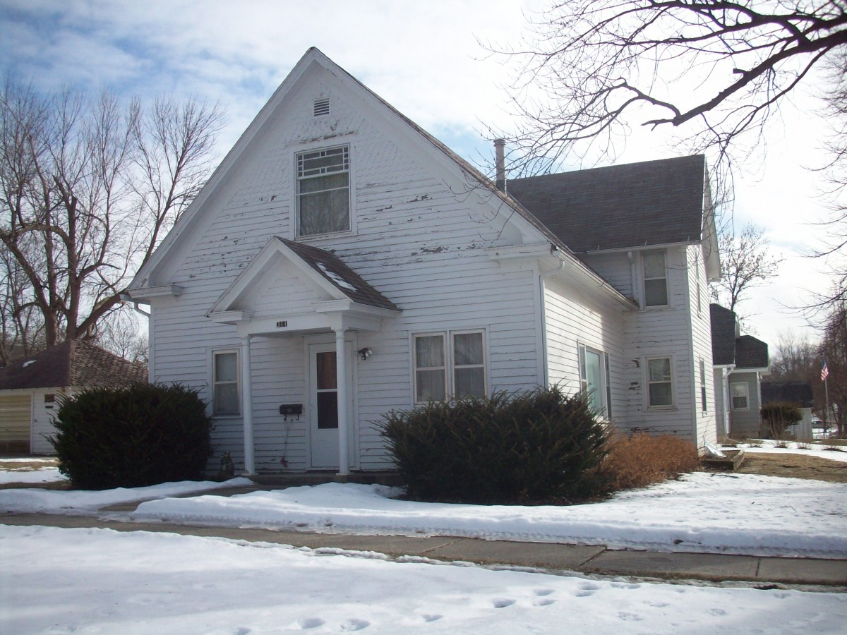 311 West Third, Wakefield, NE  SOLD